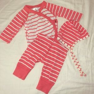 Hanna Andersson 3 piece Wiggles Set